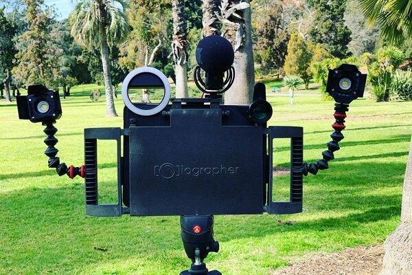 تبدیل تبلت به دوربین تلویزیونی با یک اختراع جدید