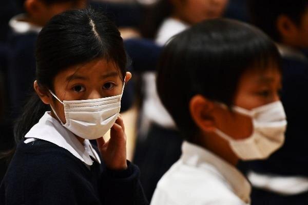 مدارس ژاپن در همه مقاطع به علت کرونا تعطیل شد