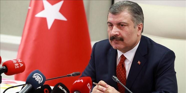 افزایش مبتلایان کرونا در ترکیه به 47 نفر